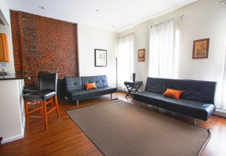 Apartment in New York, USA