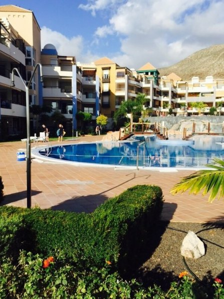 Duplex apartment in Spain, Los Cristianos