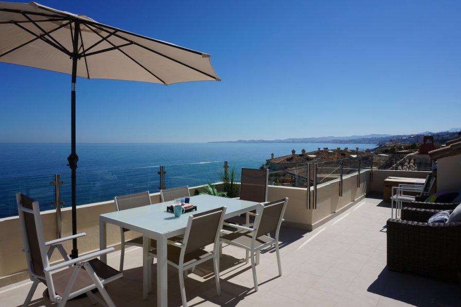 Penthouse apartment in Spain, Torrequebrada