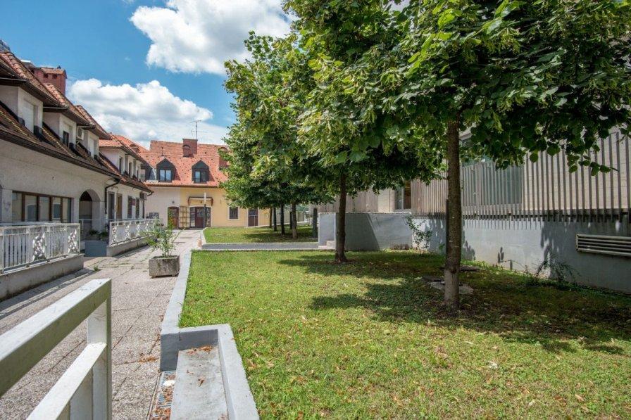 Poets apartment in the heart of Ljubljana