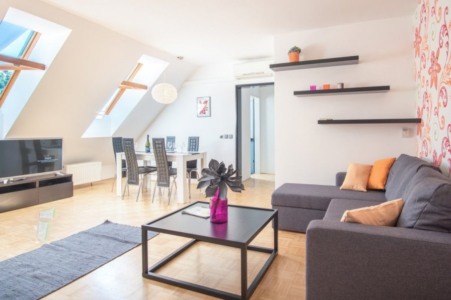 Apartment in Slovenia, Ljubljana Center
