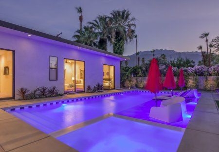 House in Palm Springs, California