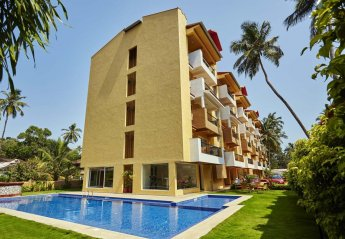 2 bedroom Apartment for rent in Calangute