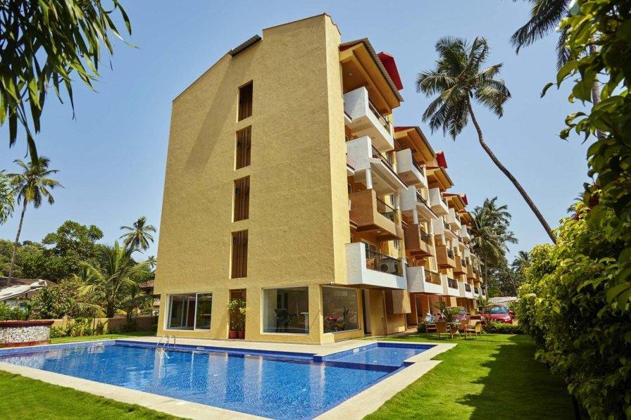Apartment in India, Calangute