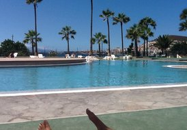 Beach front apartment  in Los Cristianos