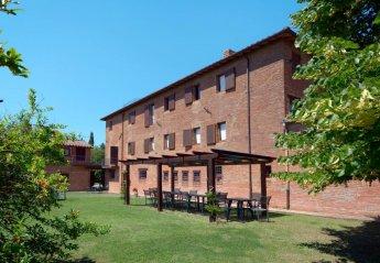 6 bedroom Apartment for rent in Castiglione del Lago