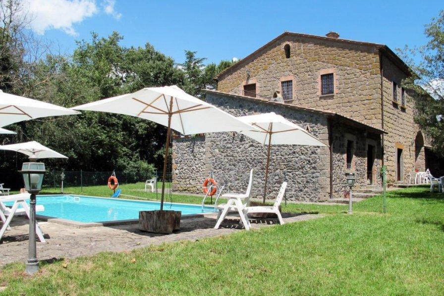 Apartment in Italy, Bagnoregio