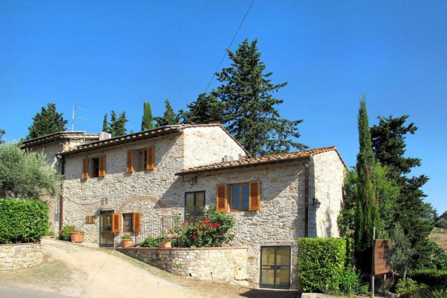 Villa in Italy, Greve in Chianti