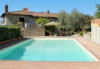 6 bedroom Villa for rent in Gaiole in Chianti