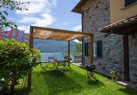 Villa in Domaso, Italy
