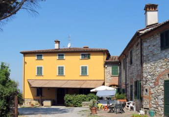 4 bedroom Villa for rent in Monsummano Terme