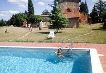 2 bedroom Apartment for rent in Monteriggioni