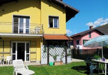 4 bedroom Villa for rent in Porto Valtravaglia