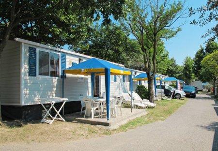 Mobile Home Motorised in Gralaoni-Pralesi-Cisano, Italy