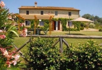 6 bedroom Villa for rent in Narni
