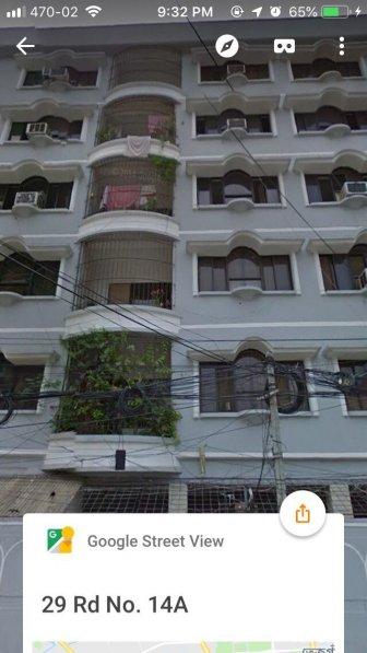 Apartment in Bangladesh, Dhaka