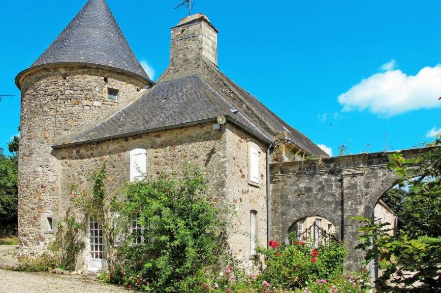 Villa in France, Flottemanville