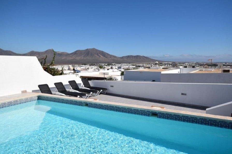 Holiday villa in Playa Blanca, Lanzarote