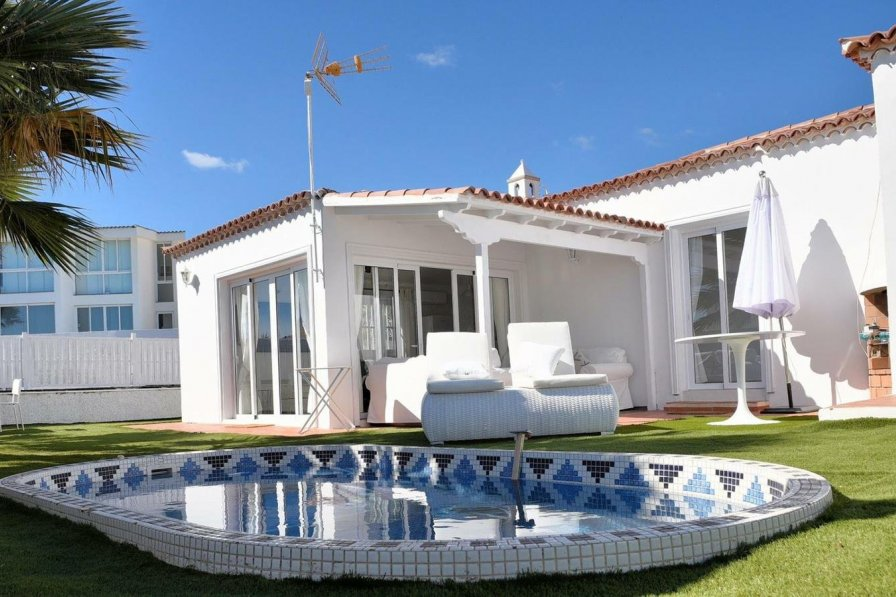 Villa in Spain, Amarilla Golf