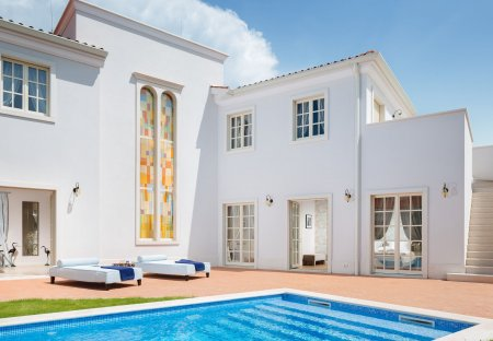 Villa in Vabriga, Croatia