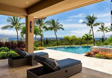 House in Maui, Hawaii