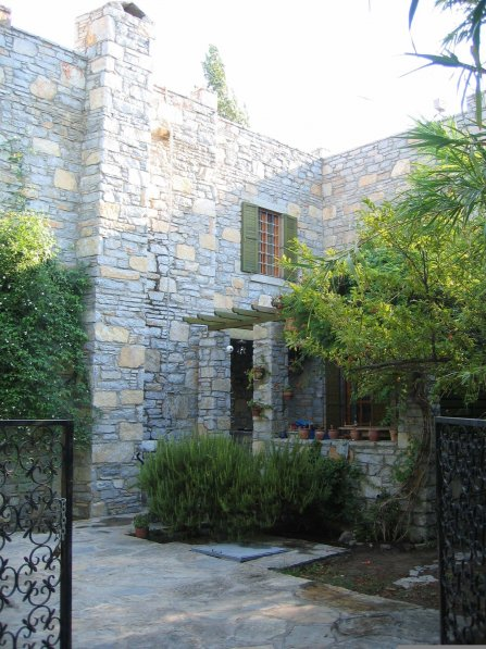 House in Turkey, Bodrum