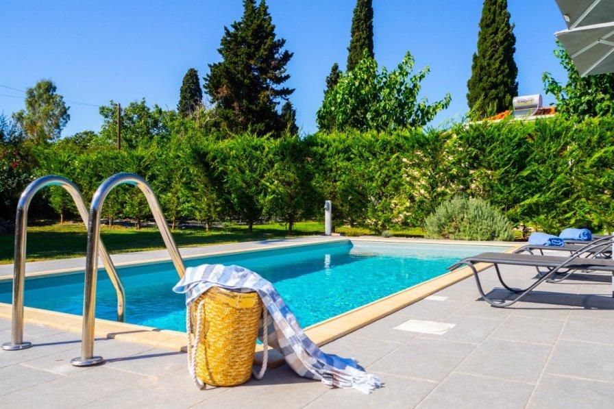 Villa in Greece, Svoronata: OLYMPUS DIGITAL CAMERA