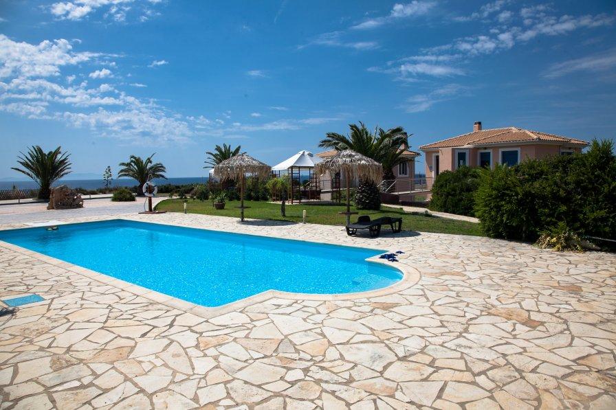Villa in Greece, Lixouri
