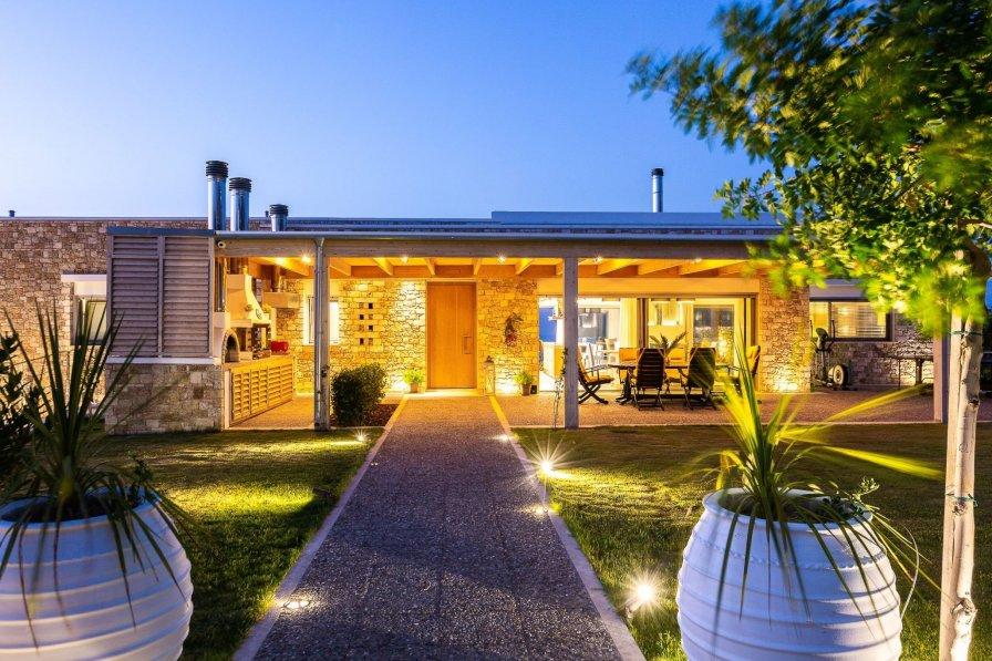 Villa Vrachokipos Gouves