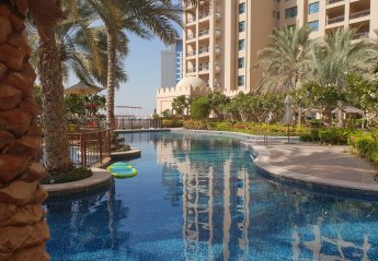 4 bedroom Apartment for rent in The Palm Jumeirah