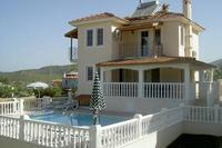 Villa in Turkey, Olu Deniz: Villa Arla - pool and terrace