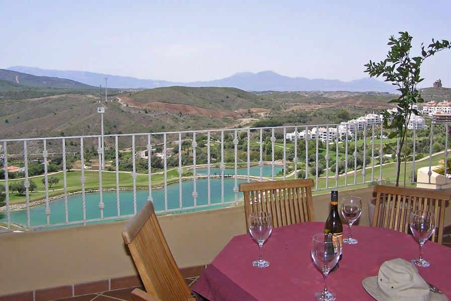 Penthouse apartment in Spain, Alhaurin Golf: OLYMPUS DIGITAL CAMERA