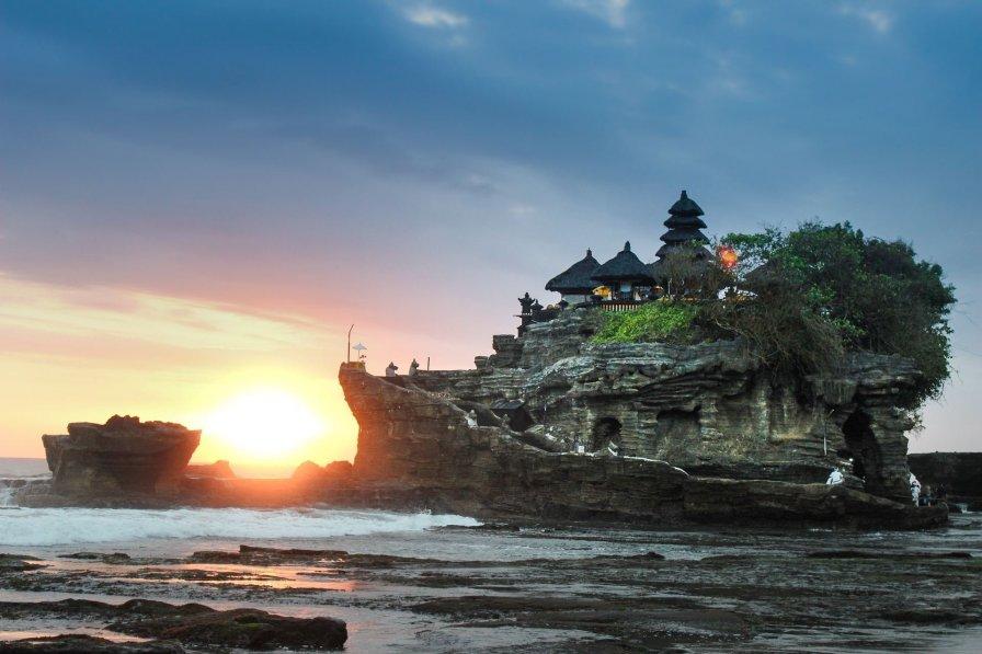 Villa with private pool in Bali Kuta