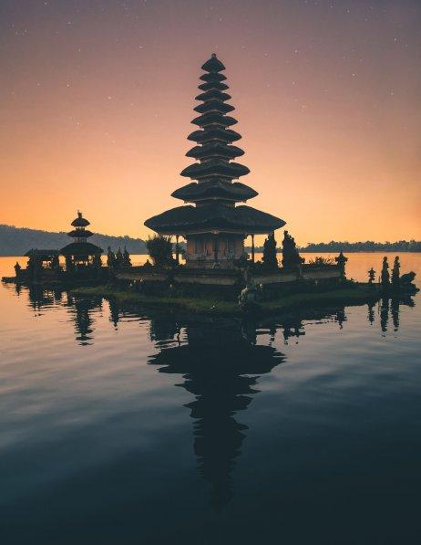 Villa rental in Bali Kuta with private pool