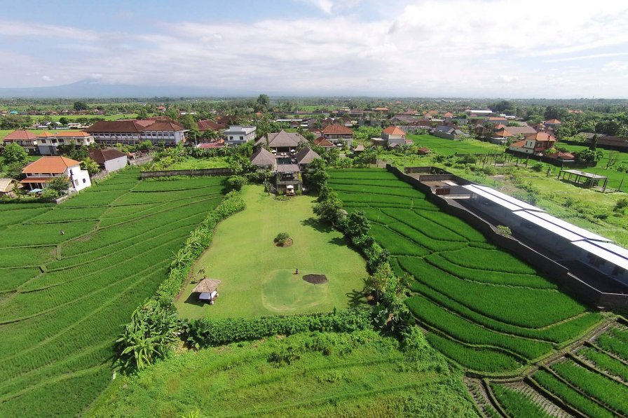 Holiday villa in Mengwi, Bali, with private pool