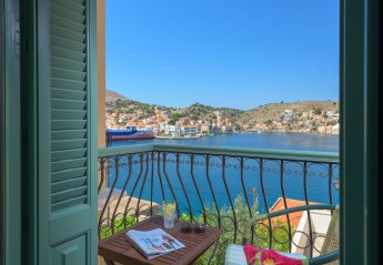 House in Greece, Symi