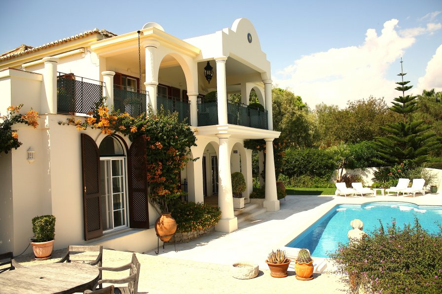Villa Sapphire - Villa near Quinta do Lago with private pool