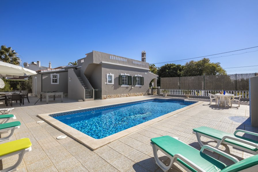 Villa in Portugal, Carvoeiro