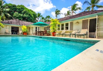 4 bedroom Villa for rent in Speightstown