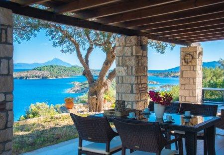 Villa in Sithonia, Greece