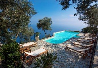 7 bedroom Villa for rent in Massa Lubrense