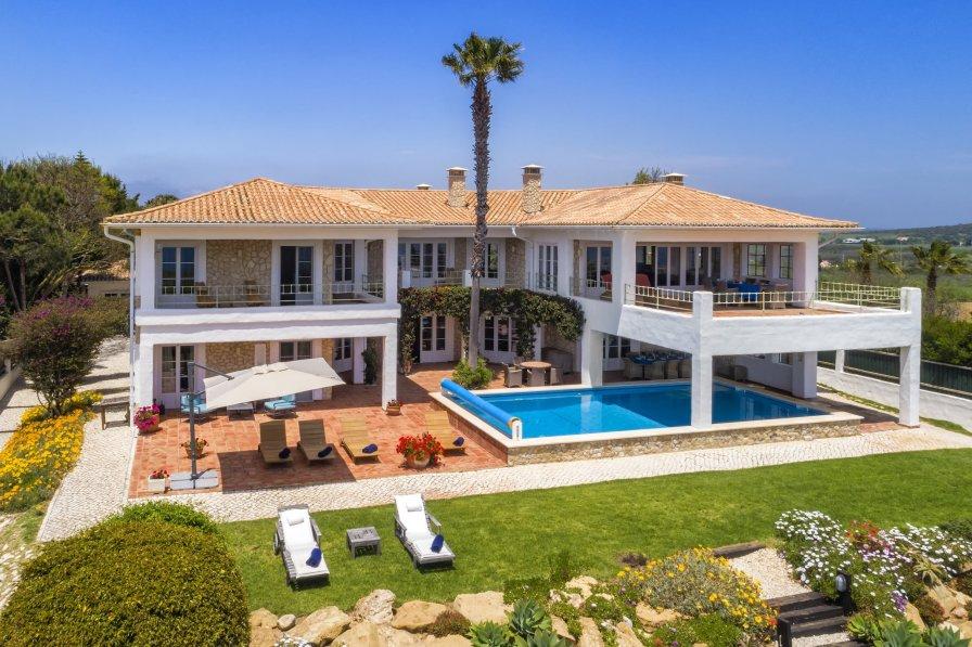 Villa in Portugal, Burgau