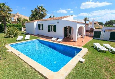 Villa in Cap d'Artrutx, Menorca