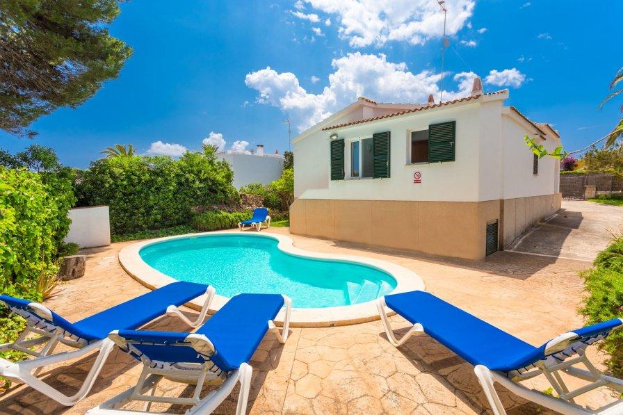 Villa in Spain, Cap d'Artrutx