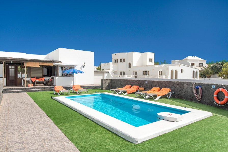 Villa in Spain, Teguise