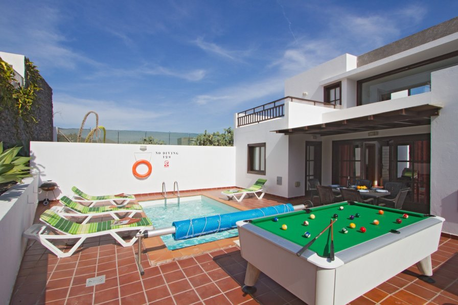 Villa in Spain, Puerto del Carmen