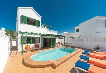 3 bedroom Villa for rent in Puerto del Carmen