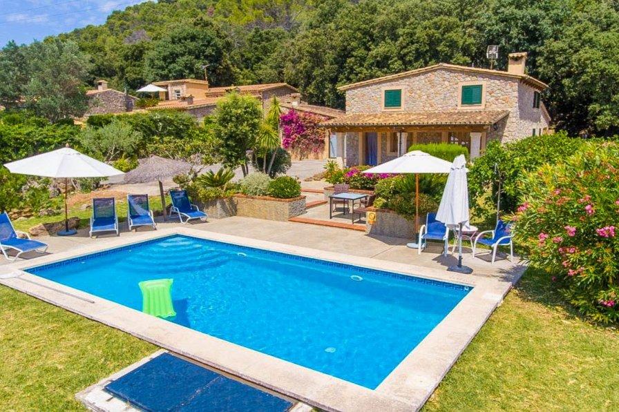 Owners abroad Villa Cal Cristo