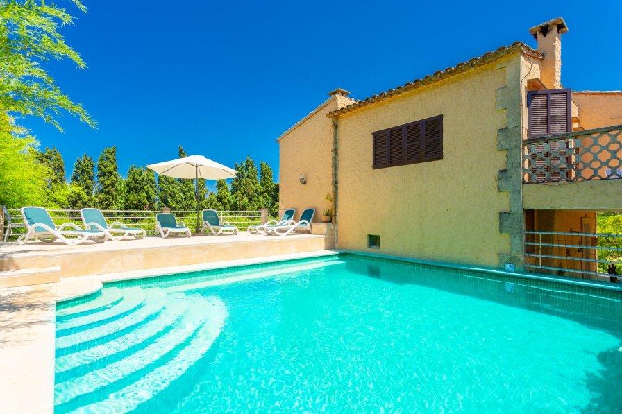 Villa in Spain, Can Roig