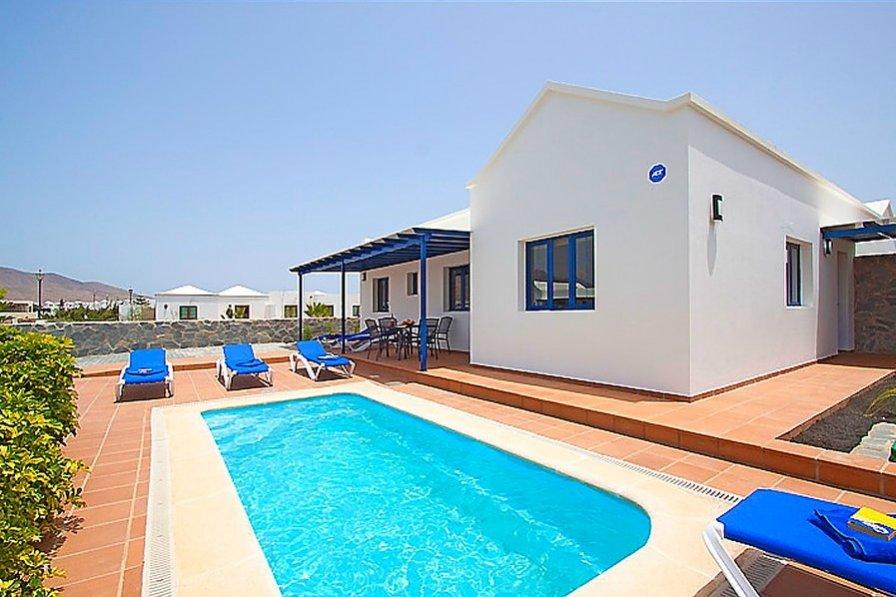 Owners abroad Villa Tamia